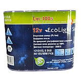 Лампы H-4 12V 100/90W +100% P43T. Лампы с эффектом ксенона Cool Blue Intense + 100%, фото 3