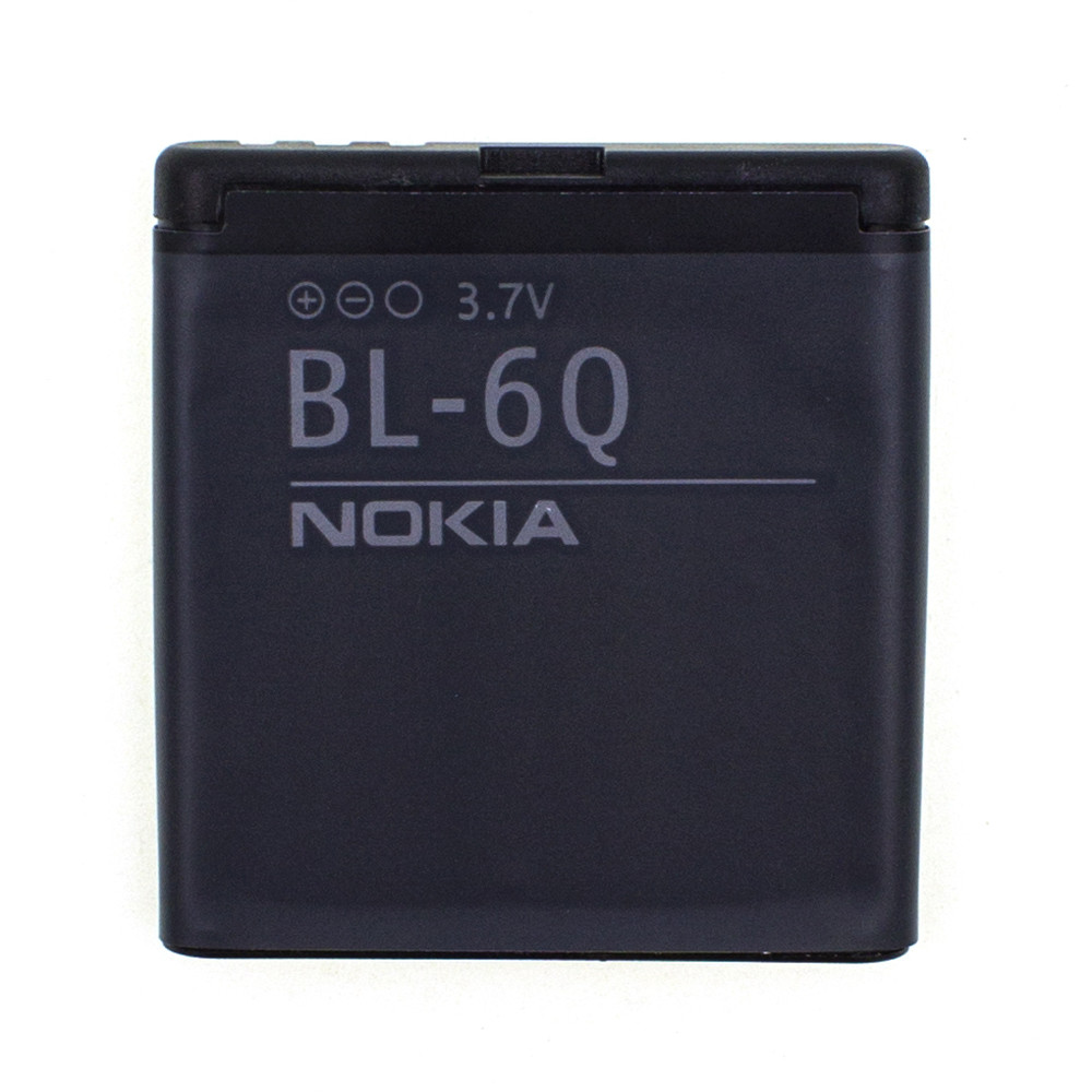 Аккумулятор BL-6Q для Nokia 6700 Classic 970 mAh (03638-1)