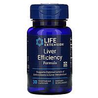 Поддержка печени, Life Extension, 30 капсул