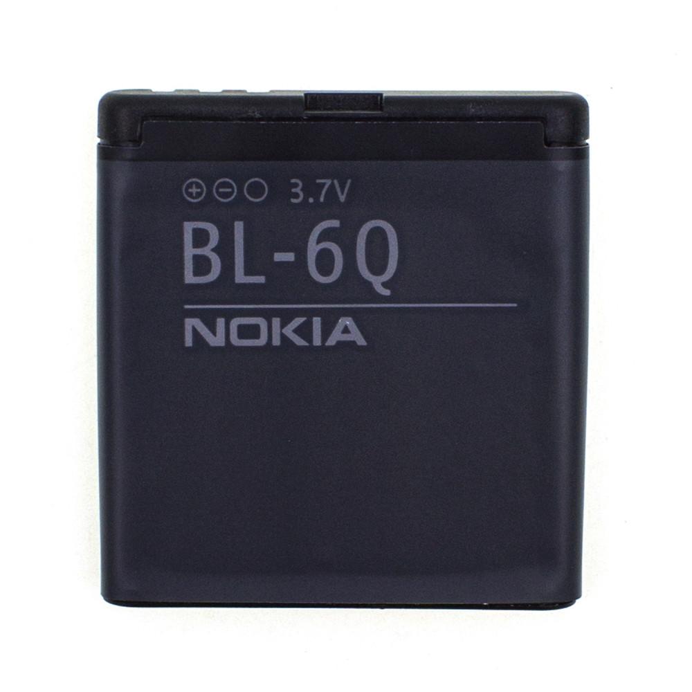 Акумулятор BL-6Q для Nokia E51 970 mAh (03638-4)