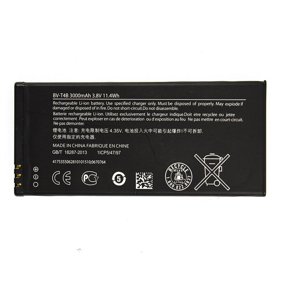 Аккумулятор AAAA-Class BV-T4B для Nokia Lumia 640 XL (13912)