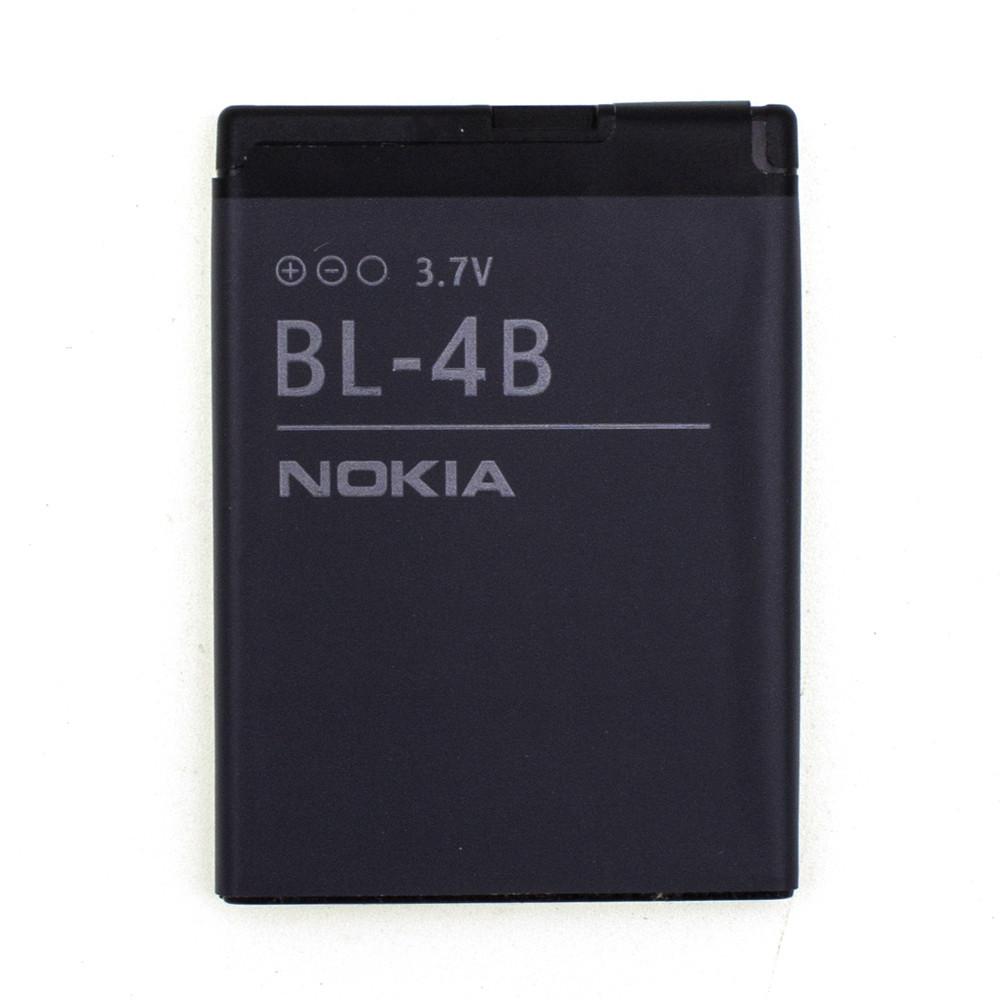 Акумулятор AAAA-Class BL-4B для Nokia 2630 / 2660 / 2760 / 6111 / 7370 / 7373 / 7500 Prism / N76 (13642)