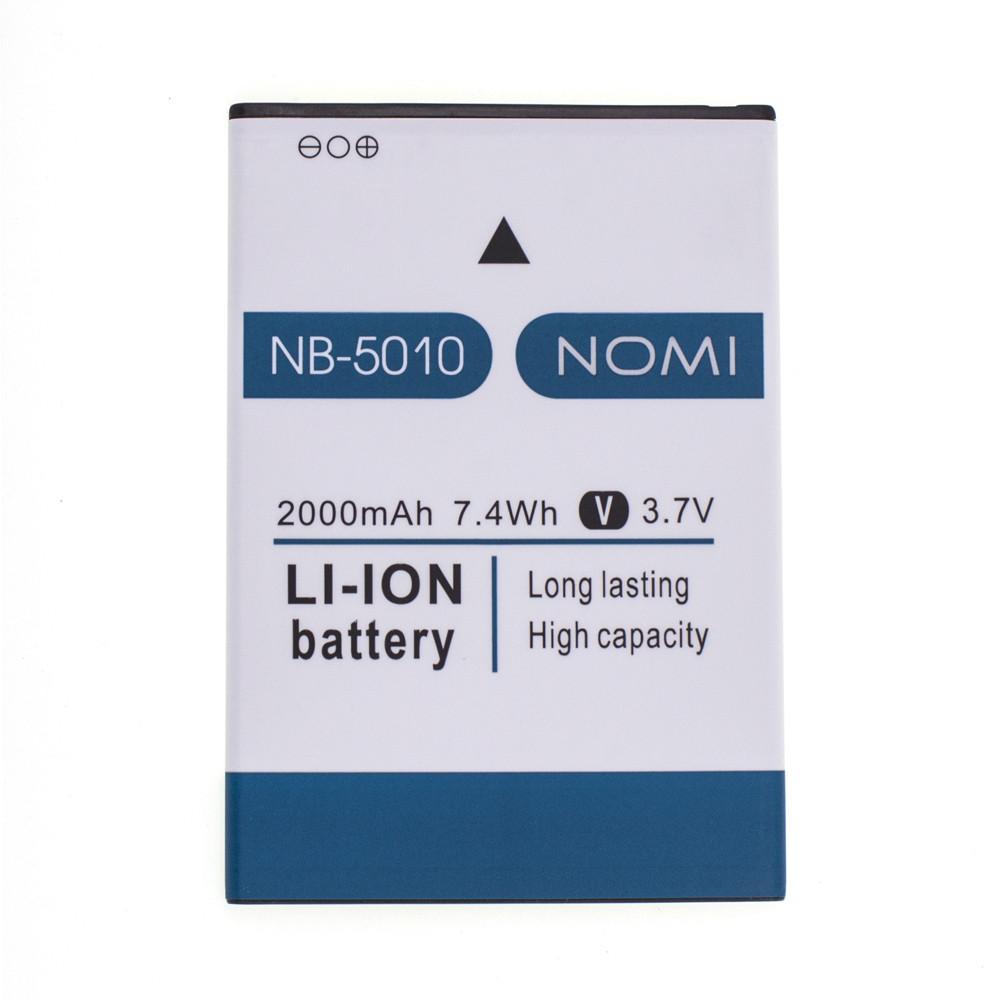Аккумулятор NB-5010 для Nomi i5010 Evo M 2000 mAh (03545)