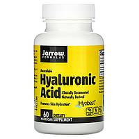 Чистий гіалуронова кислота, Jarrow Formulas, 50 мг, 60 овочевих капсул