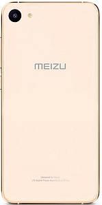 Оригинальная задняя панель (крышка) для Meizu U10 (Розовое золото)
