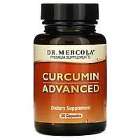 Куркумин, Dr. Mercola, 500 мг, 30 кап.