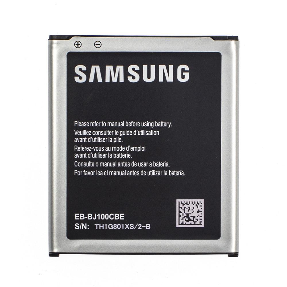 Аккумулятор BJ100BBE для Samsung J100 Galaxy J1 1850 mAh (02853)