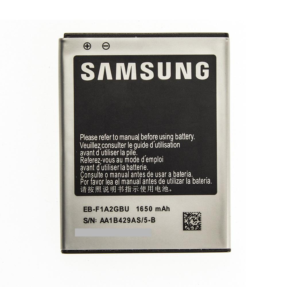 Акумулятор EB-F1A2GBU для Samsung I9105 Galaxy S2 Plus 1650 mAh (03648-3)