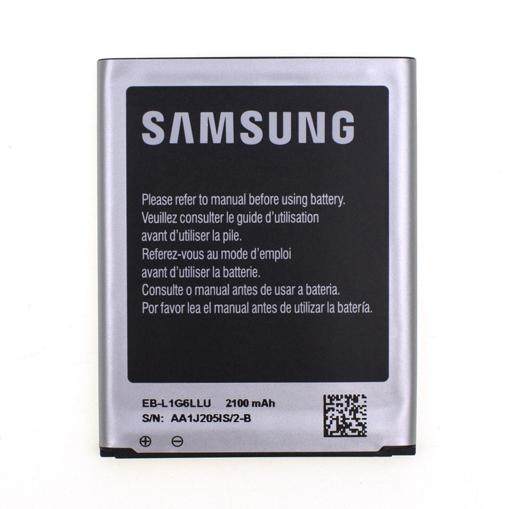 Акумулятор EB-L1G6LLU для Samsung I9062 Galaxy Grand Neo Duos 2100 mAh (00944-5)