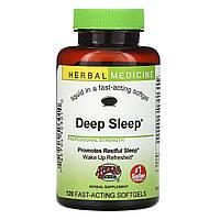 Здоровый сон, Herbs Etc., 120 капсул