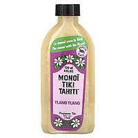 Monoi Tiare Tahiti, Іланг-іланг, 4 рідких унції (120 мл)