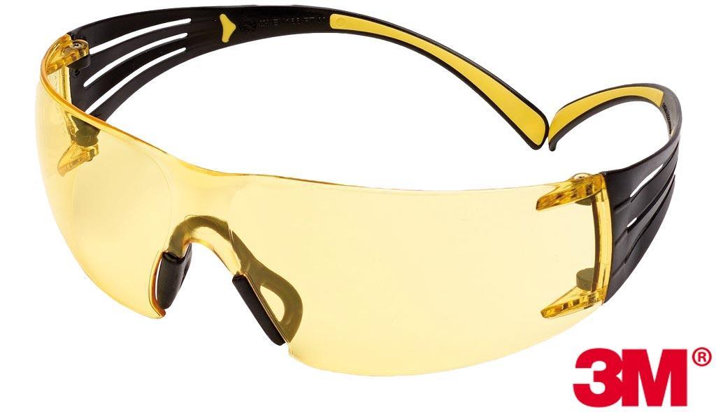 Захисні окуляри 3M-OO-SF400 Y