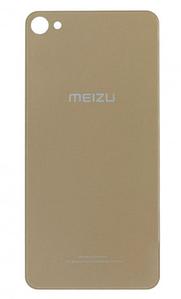 Оригинальная задняя панель (крышка) для Meizu U20 (Золотая)