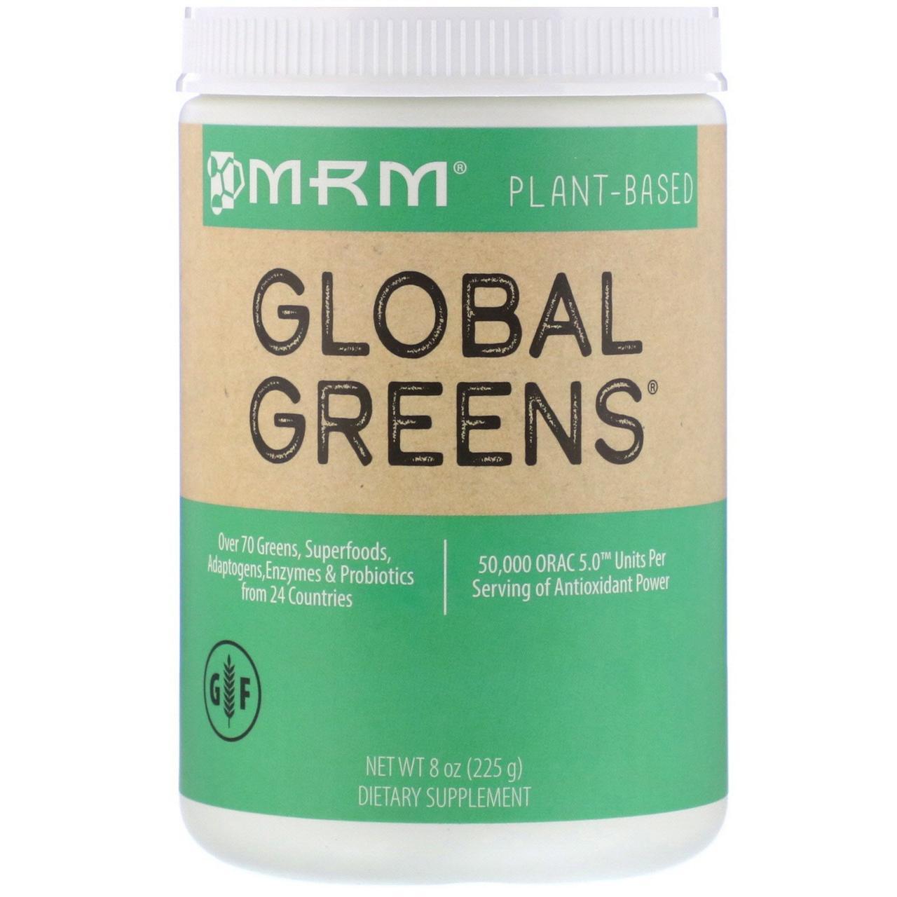 MRM, Зелень зі всього світу, 8 унцій (225 р)