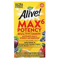 Мультивітаміни (Multi-Vitamin), nature's Way, без заліза, 90кап, фото 1