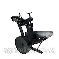 Плуг для мотоблока Zirka-105 Премиум  (опорне колесо, коротка рама), фото 3