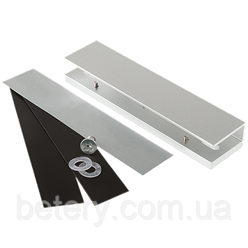 Уголок для крепления магнитного замка GreenVision GV CM-U350
