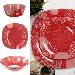 Сервиз столовый Luminarc Carina Constellation Red из 46 предметов (N5273), фото 5