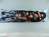 Подушка обнимашка 150 х 50  Вельвет  / Velvet  аниме ростовая двухсторонняя, фото 2