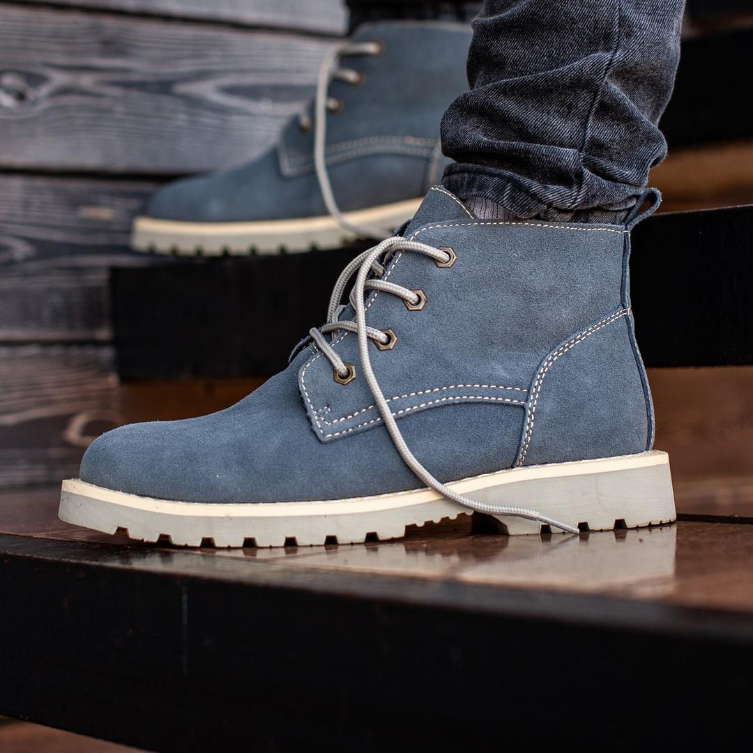 Чоловічі Зимові сірі черевики South Killers
