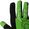 Велорукавички PowerPlay 6556 А XXL М Зелені (6556A_XXL_Green), фото 4