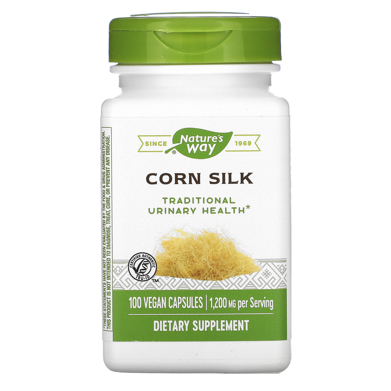 Кукурудзяні рильця, nature's Way, 400 мг, 100 кап.