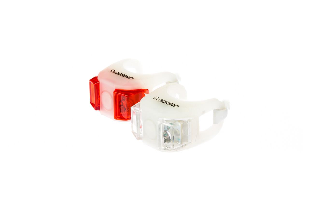 Мигалка OnRide Dual White (69079900021)