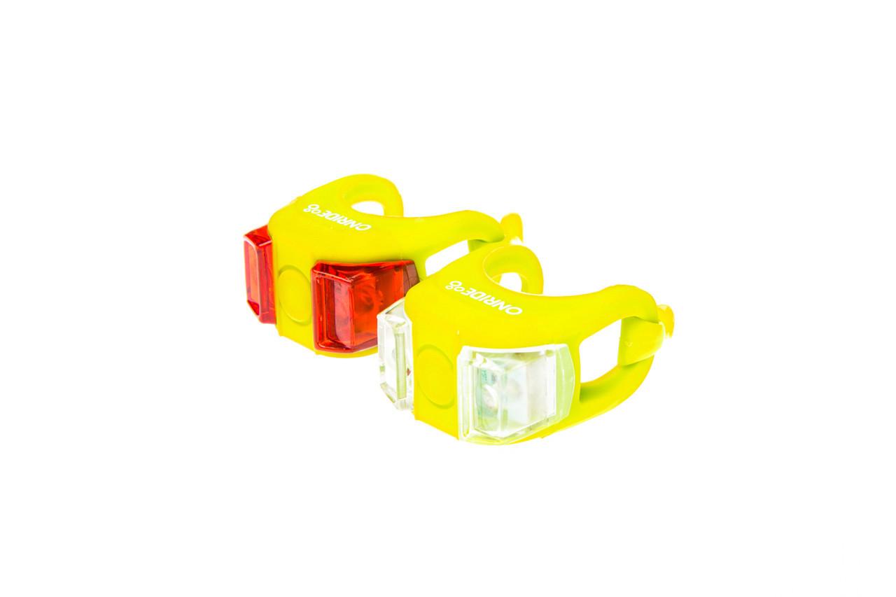 Мигалка OnRide Dual Yellow (69079900020)