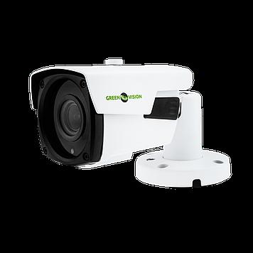 Наружная IP камера Green Vision GV-102-IP-E-СOS50V-40 POE 5MP
