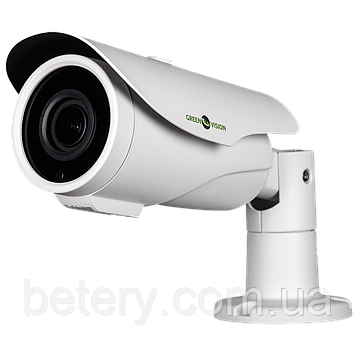Наружная IP камера GreenVision GV-006-IP-E-COS24V-40 POE