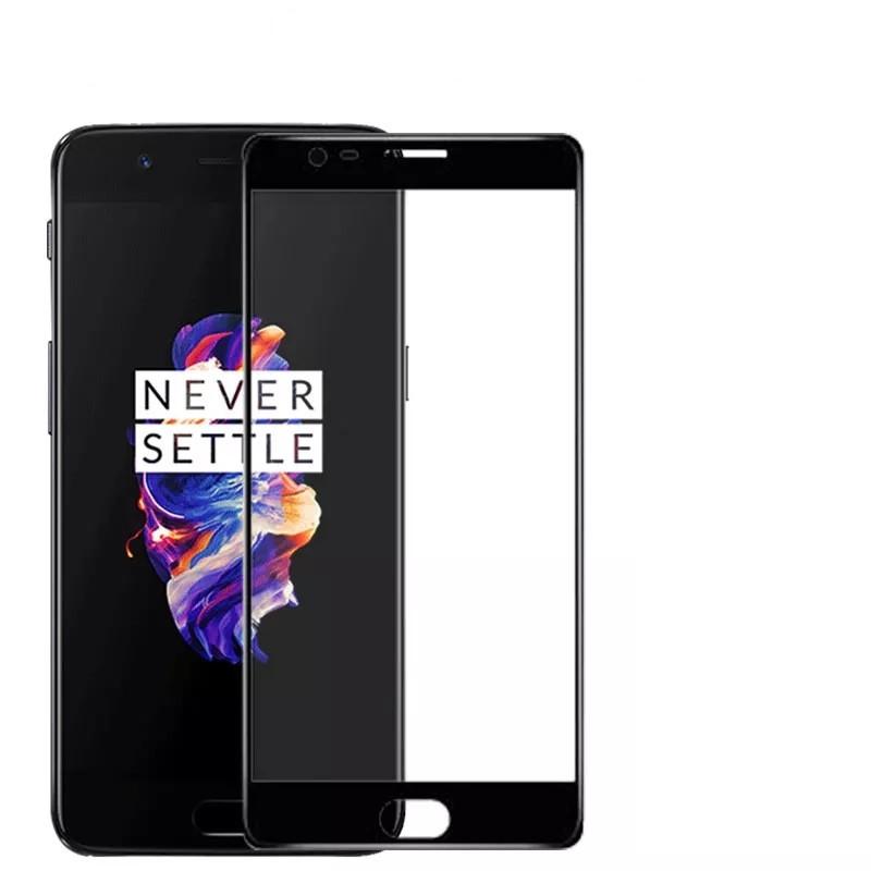 Защитное стекло Glass 5D для OnePlus 5 Black (AF-000015)