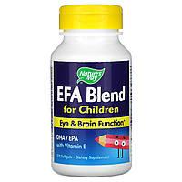 Формула функций мозга для детей, Nature's Way, 445 мг, 120 кап.