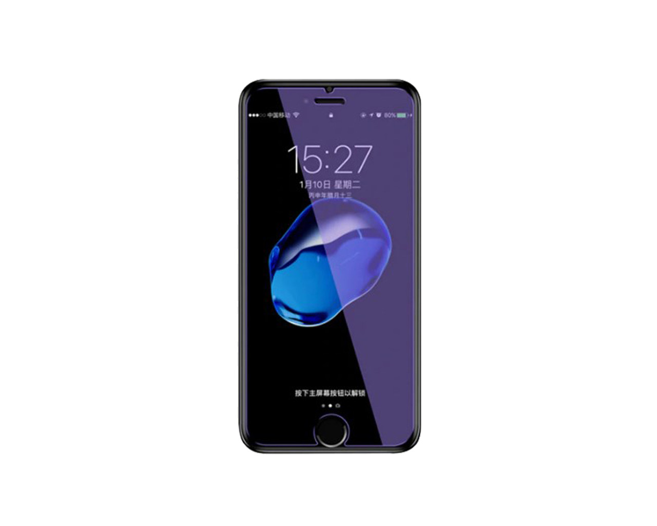 Защитная Nano пленка ITOP Matte Anti-Blue Light для Apple iPhone 6/6s Plus