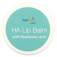 Бальзам для губ (Lip Balm), Hyalogic LLC, 14 г
