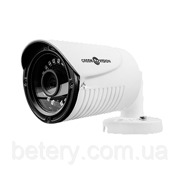 УЦ Наружная IP камера GreenVision GV-074-IP-H-COА14-20 3МР (Lite)