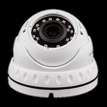 Антивандальная IP камера GreenVision GV-060-IP-E-DOS30V-30