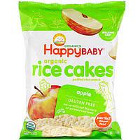 Рисове печиво, яблуко, Rice Cakes, Nurture Inc, 40 г
