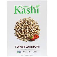 Kashi, Цільнозернові повітряні подушечки з 7 злаків, 184 г (6,5 oz)