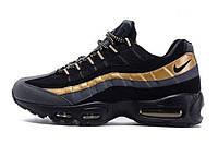 Кросівки nike air max ultra black/gold унісекс. Розміри: 40, , 42, 43, 44, 45.