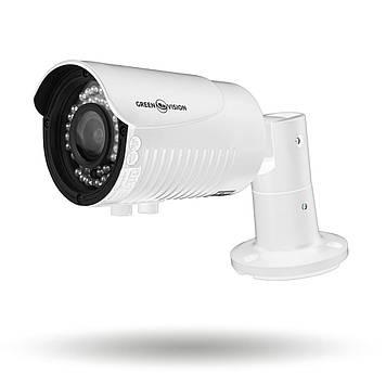 Наружная IP камера GreenVision GV-056-IP-G-COS20V-40 Grey