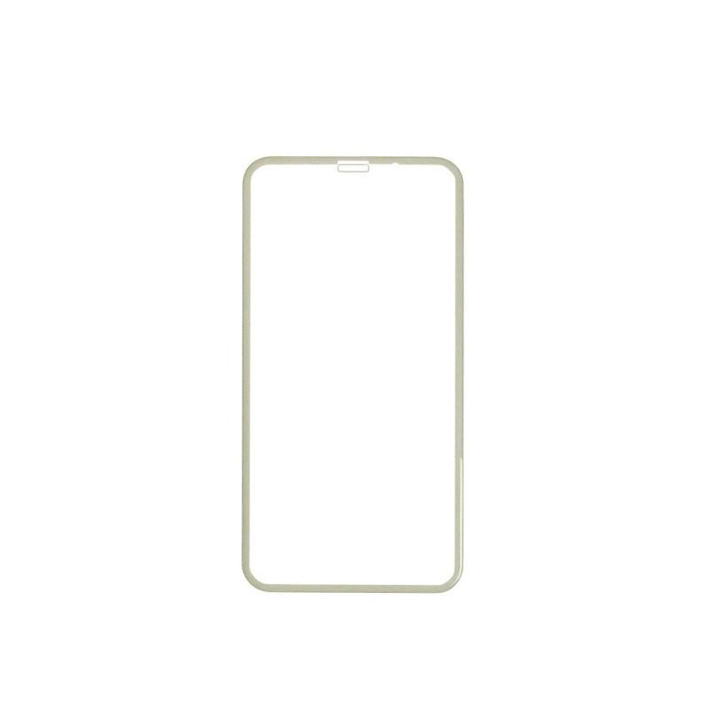 Защитное стекло Glass 2.5D Full Glue для iPhone XR White (AF-000172)