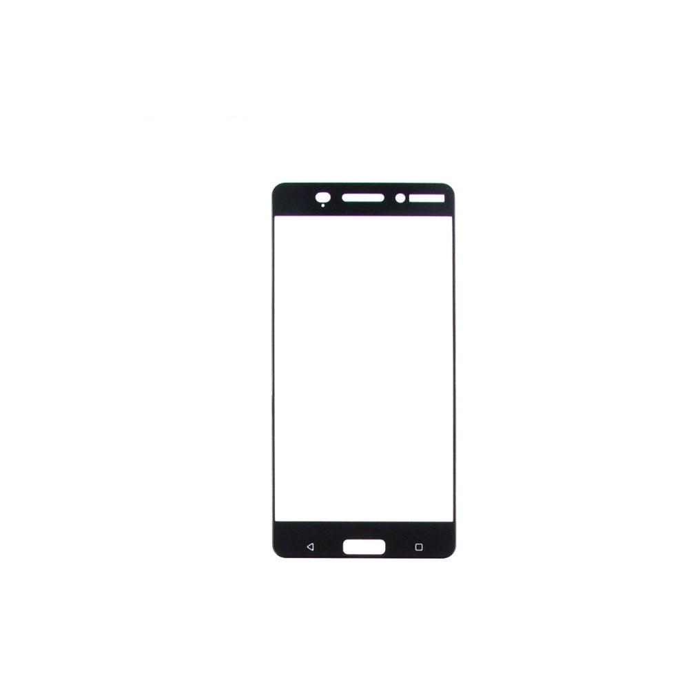 Захисне скло Glass 2.5 D Full Glue для Nokia 6 Black (AF-000198)