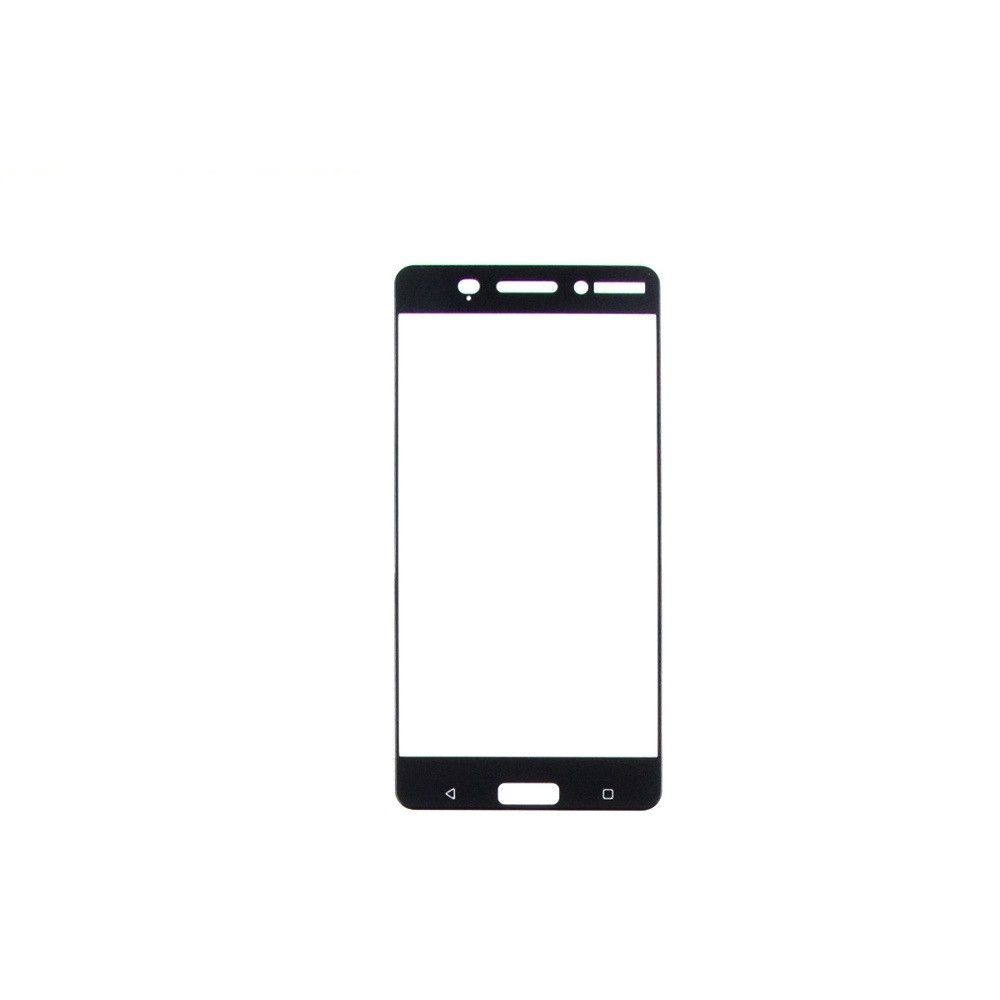 Защитное стекло Glass 2.5D Full Glue для Nokia 6 Black (AF-000198)
