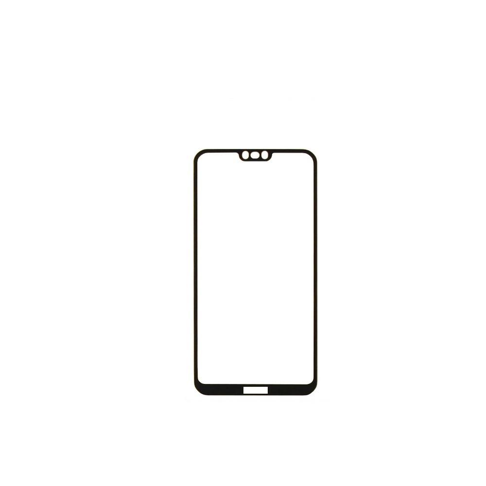 Защитное стекло Glass 2.5D Full Glue для Nokia 7.1 Black (AF-000199)