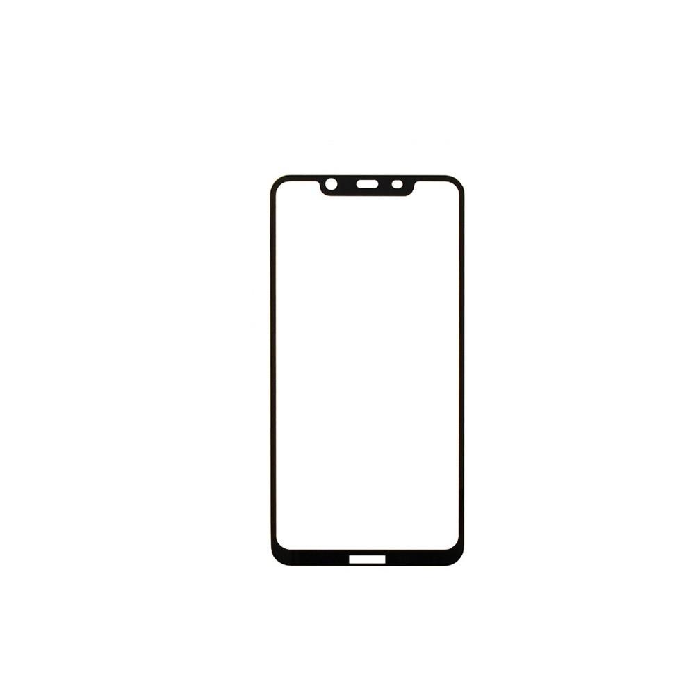 Захисне скло Glass 2.5 D Full Glue для Nokia 8.1 Black (AF-000200)