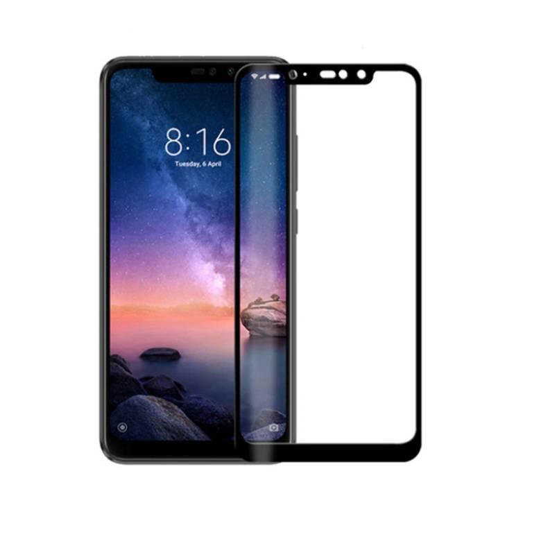 Защитное стекло Glass 2.5D Full Glue для Xiaomi Redmi Note 6 Pro Black (AF-000314)