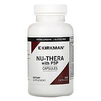 Витамин В6 (пиридоксал-5-фосфат), Nu-Thera with 50 mg P-5-P, Kirkman Labs, 300 к