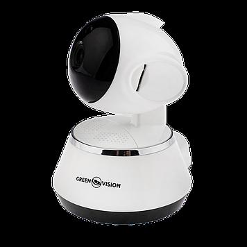 Беспроводная поворотная камера GreenVision GV-087-GM-DIG10-10 PTZ 720p