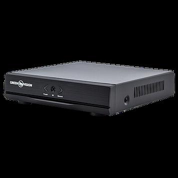 AHD видеорегистратор 4-канальный GREEN VISION GV-A-S032/04 1080N