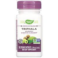 Трифала (Triphala, Standardized), Nature's Way, 90 капсул